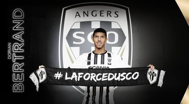 Officiel : Angers recrute le meilleur joueur de National
