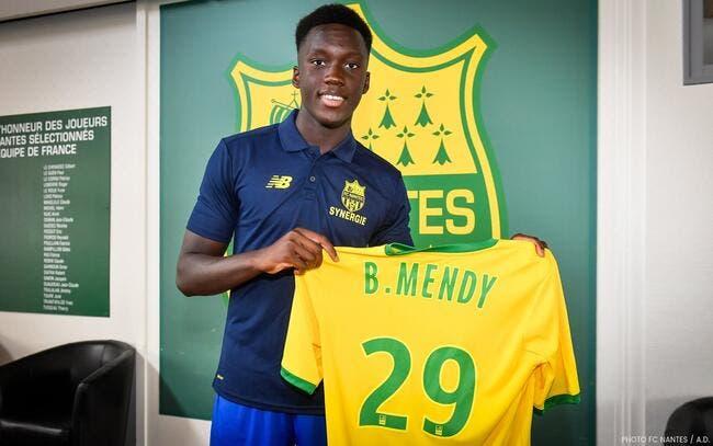 Officiel : Un nouveau contrat professionnel au FC Nantes