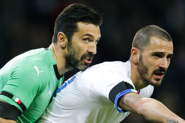 PSG : Bonucci arrive avec Buffon au PSG !