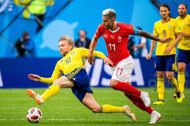 Forsberg envoie la Suède au paradis !