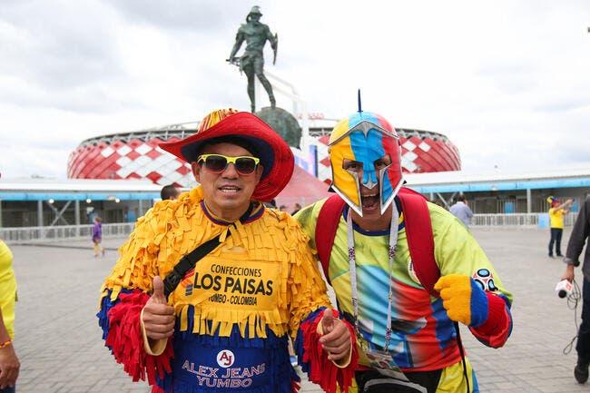 Colombie – Angleterre: les compos (20h sur bein 1 et TF1)