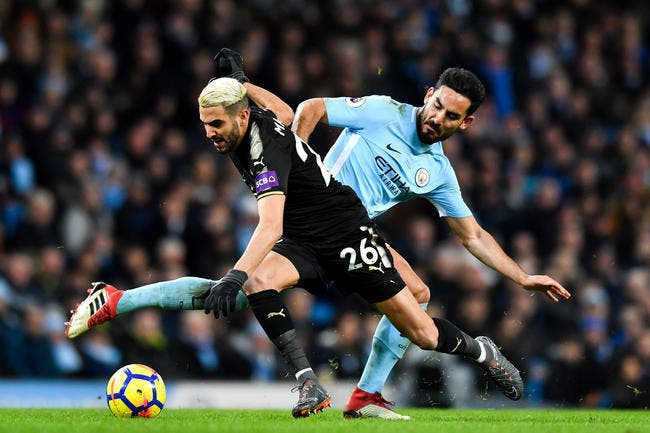 Mercato : Leicester accepte 68ME de Man City pour Mahrez !