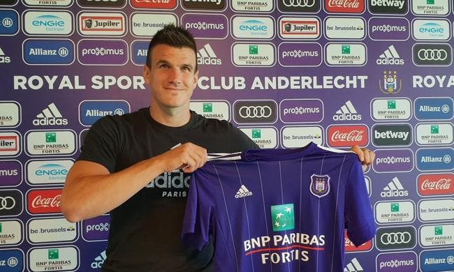 Officiel : Santini quitte Caen pour Anderlecht