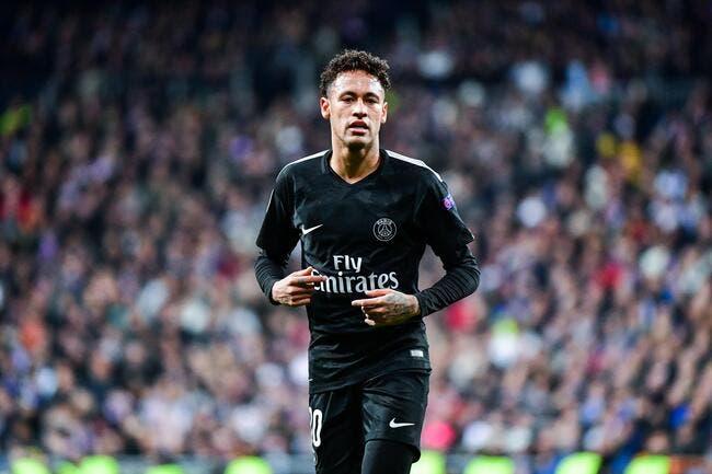 neymar a marqué combien de but