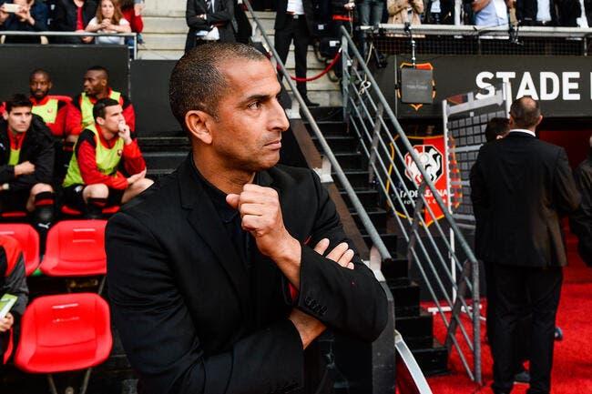 SRFC: Il a ramené l'Europe, Lamouchi blindé par Rennes