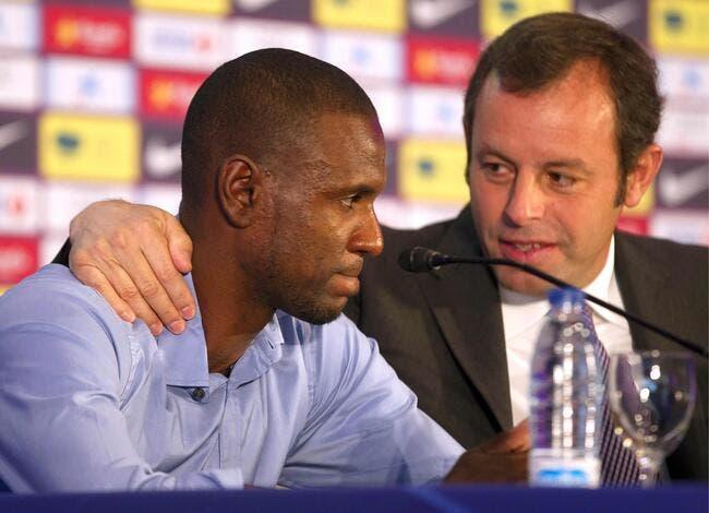 Abidal réagit au scandale — Barça