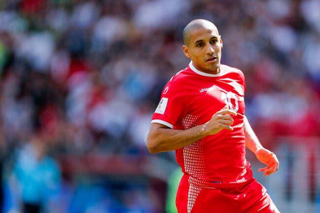 Rennes ou ASSE : Khazri a choisi une stratégie en or !