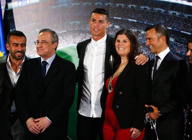 Mercato : Mendes passe à table et parle de Cristiano Ronaldo à la Juve