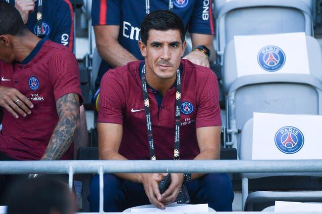 Yuri Berchiche quitte Paris des étoiles plein les yeux — PSG