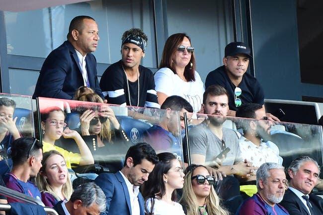 PSG : La mère de Neymar règle l'avenir de son fils en une phrase