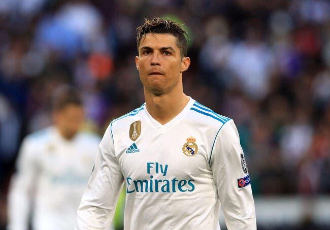 Real : Vexé, Cristiano Ronaldo dénonce une grave erreur à 100 ME