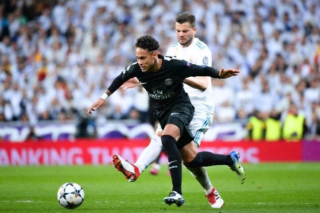 PSG: Ce résultat le prouve, Neymar a dégoûté les Madrilènes