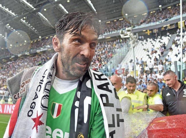 PSG : La présentation de Buffon repoussée pour une raison qui fait mal
