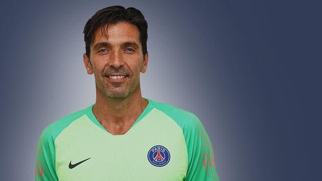 PSG : Paris mérite d'avoir un club au sommet, les premiers mots de Buffon