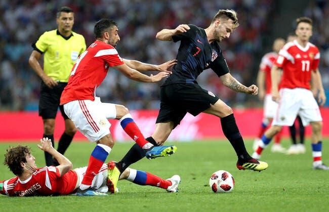 CdM : La Croatie sort la Russie à l'issue d'un quart de folie