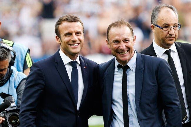 FCGB: Papin coach aux Girondins, tout dépend de Poyet