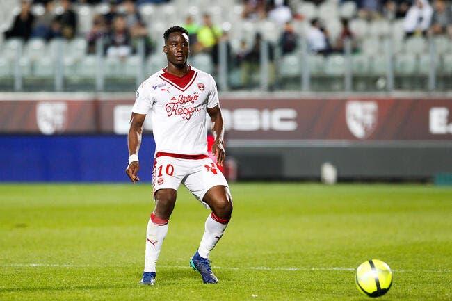 FCGB: Victime d'un deal monégasque, Bordeaux dit au revoir à Meïté