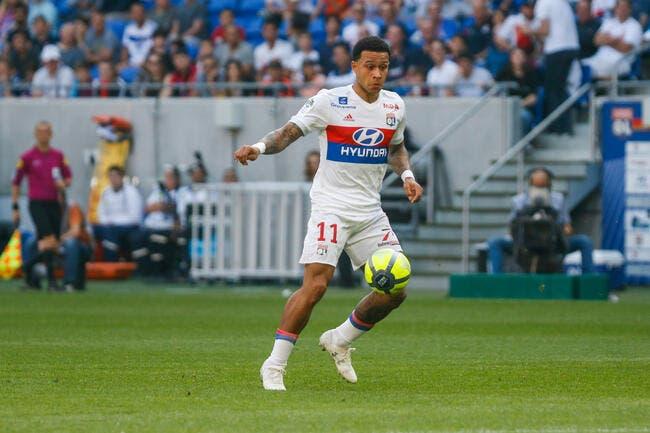 OL : Un jour, Memphis Depay reviendra à Lyon