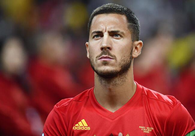 CdM 2018 : Hazard regarde Mbappé jouer et se prend un coup de vieux