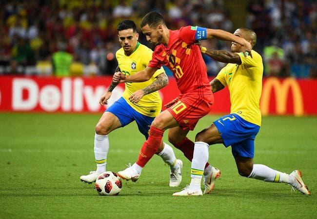 Mercato : Le Real fonce sur Hazard pour oublier Cristiano Ronaldo