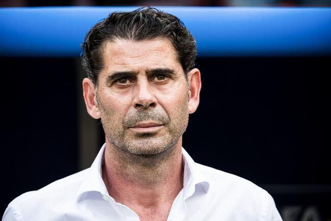 Officiel : Hierro n'est plus le sélectionneur de l'Espagne