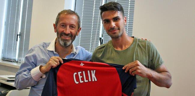 Officiel : Le LOSC fait signer Zeki Celik