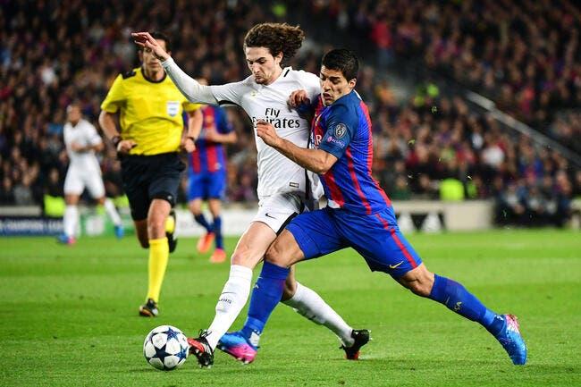 PSG: Rabiot drague le FC Barcelone, et ça marche