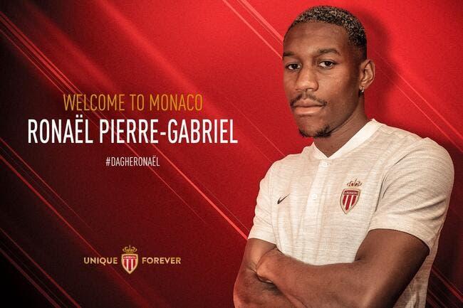 Officiel: Pierre-Gabriel quitte l'ASSE et signe à Monaco