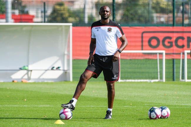 OGCN : Prends-ça Balotelli, Vieira sait encore tacler
