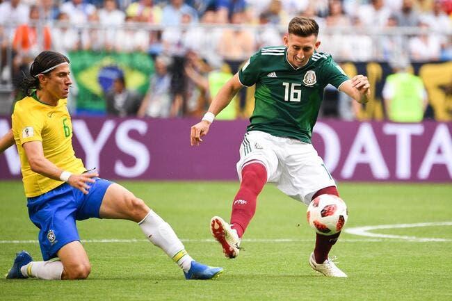 OL : Lyon rêve de ce Mexicain à 30ME, Arsenal aussi !