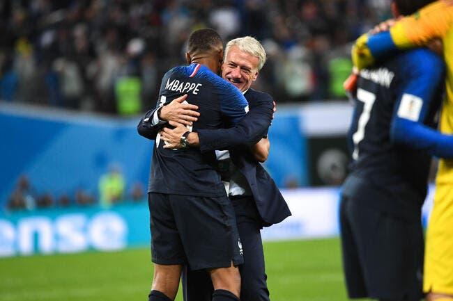 EdF : Deschamps demande vengeance après la finale de l'Euro 2016