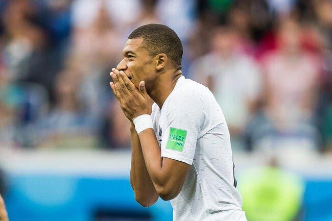 EdF : Mbappé, le mix entre Henry et Ronaldo, c'est Hazard qui le dit