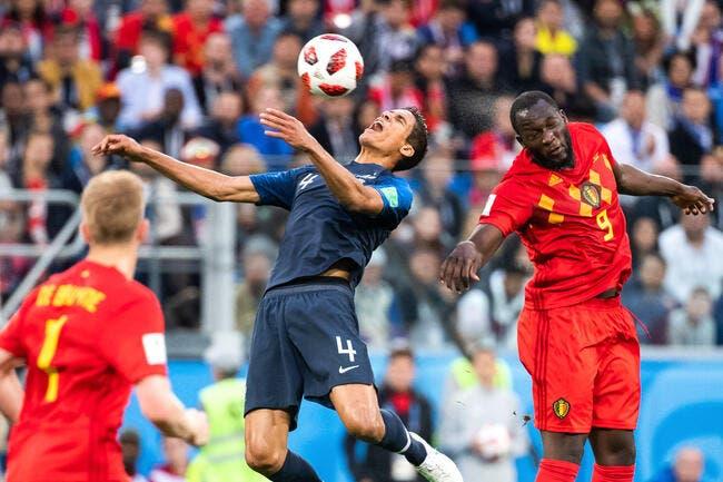 CM 2018 : La France en finale en battant la Belgique