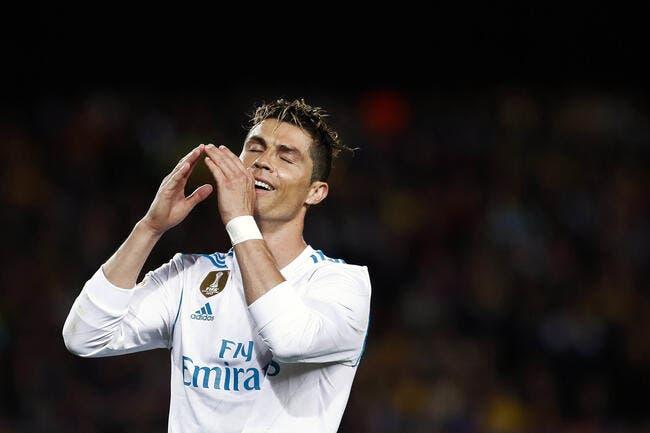 Esp : Loin du Real Madrid, Cristiano Ronaldo va pleurer
