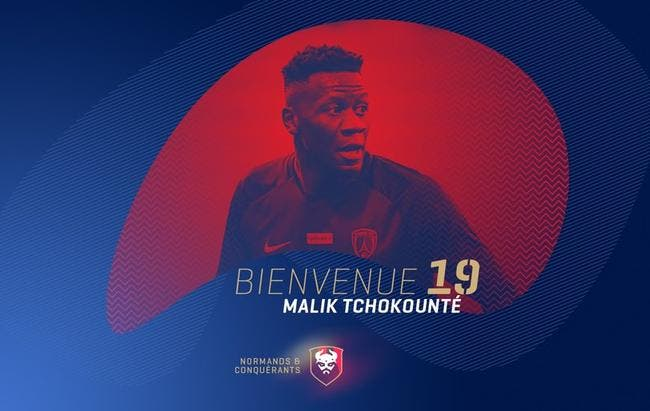 Officiel : Caen recrute Tchokounté en provenance du Paris FC