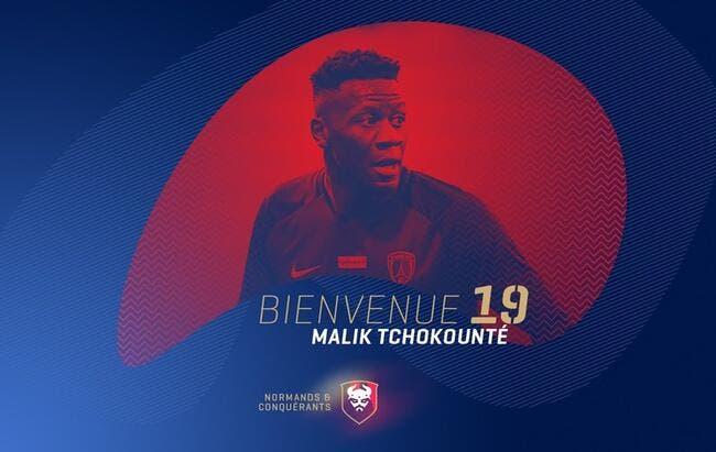 Officiel : Caen recrute Tchokounté en provenance du Paris FC