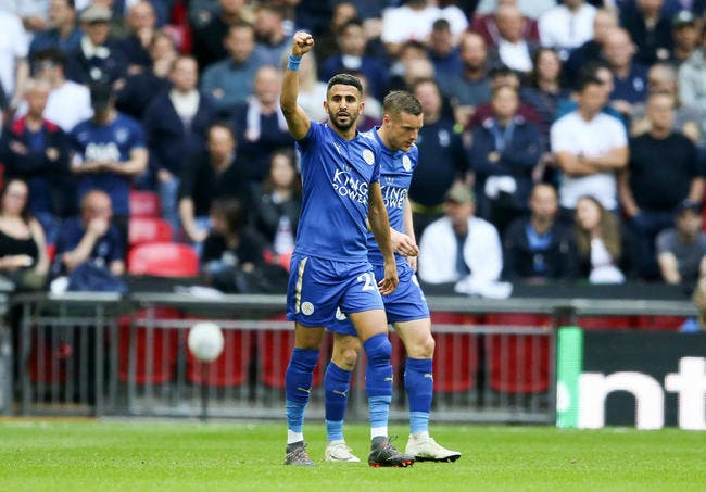 Riyad Mahrez s'engage à City