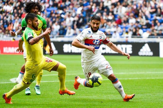 OL : Manchester United lâche définitivement Fekir au mercato
