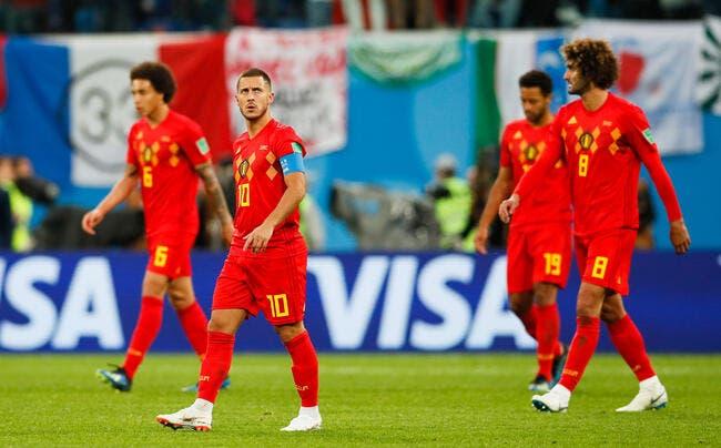 EdF: Domenech vient narguer des Belges mauvais joueurs