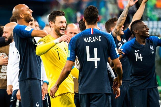 EdF : Riolo voit la France «championne du monde la plus moche de l'histoire»
