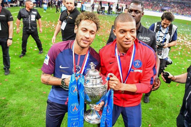 PSG : Neymar ou Mbappé, le Real Madrid pleure à cause du PSG !