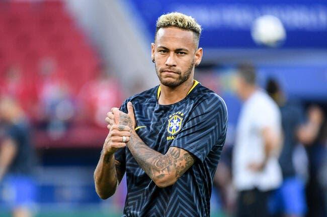 PSG : Neymar pour remplacer Cristiano Ronaldo, c'est non !