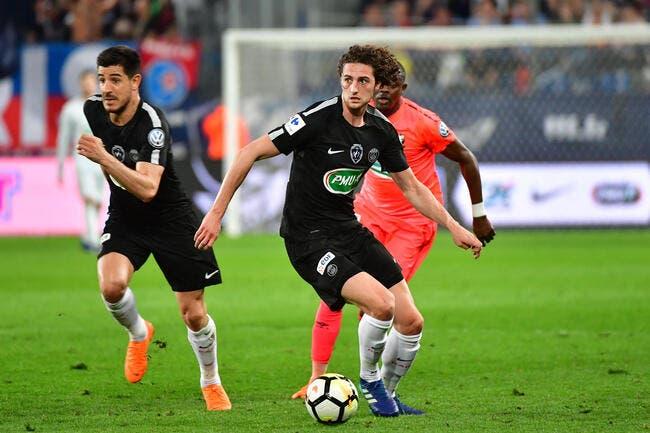 PSG : Rabiot rêve du Barça, le PSG lui met un énorme stop