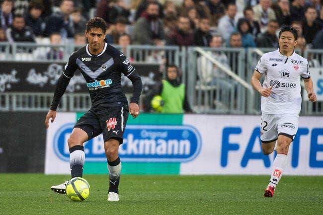 FCGB : Bordeaux reçoit une offre pas du tout prévue pour un défenseur