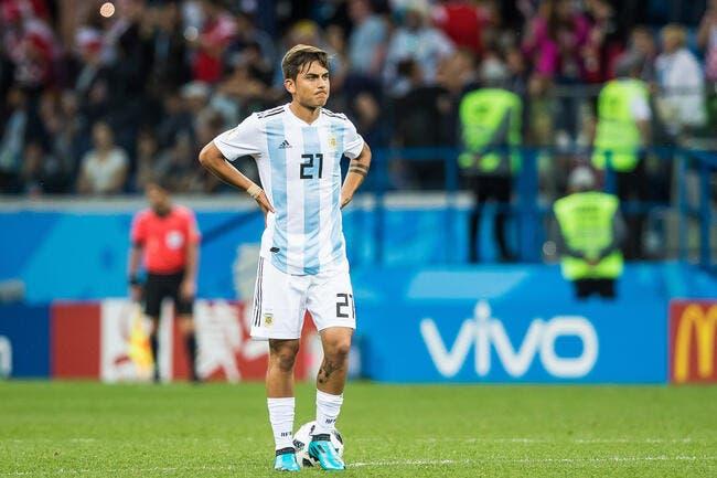 Mercato: Dybala à Liverpool au prix de Cristiano Ronaldo?