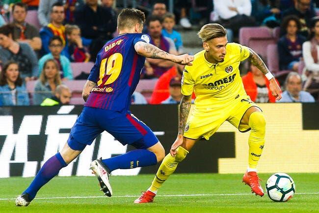 Mercato : Lucas Digne craque et demande à quitter le Barça