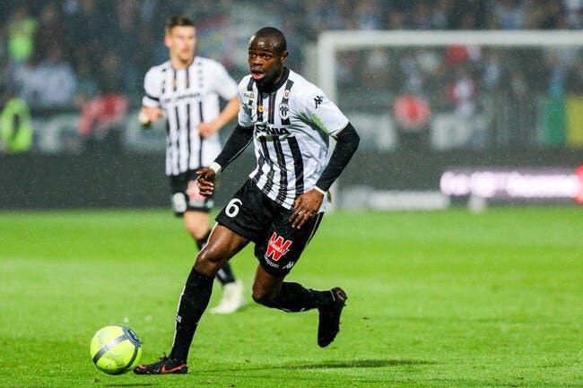 Officiel: Oniangué à Caen pour 4 ans