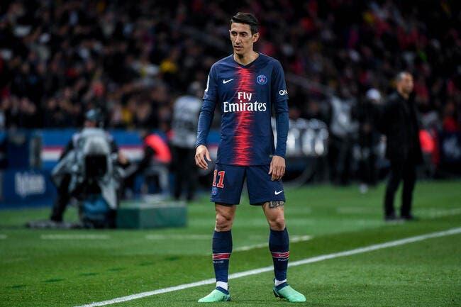 PSG : Finalement Di Maria, il n'est pas si mal à Paris
