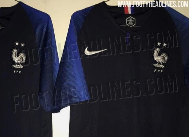 EdF : Nike met déjà une deuxième étoile sur le maillot des Bleus