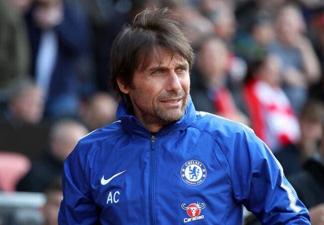 Premier League: Antonio Conte n'est plus l'entraîneur de Chelsea